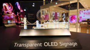 Transparent-OLED