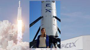 Маргарита Маринова, старши инженер в SpaceX: Мечтата за Марс вдъхновява поколения