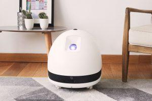 Keecker – домашен робот на колела, който заменя телевизора, уредбата и алармата