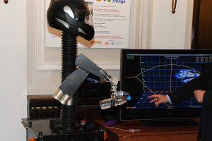 Институтът по роботика представи технологии от бъдещето в БАН