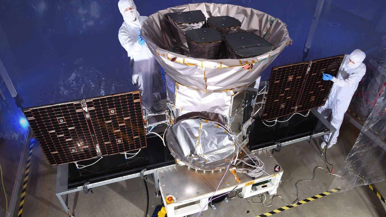 TESS НАСА