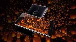 Sony's Xperia XZ2 Premium