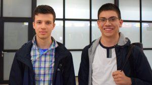 Чавдар Лалов и Звездин Бесарабов с три награди от Intel ISEF: Успехът идва след дълга подготовка