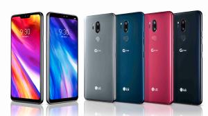 LG G7 ThinQ идва с ярък дисплей, страхотен звук и умна камера