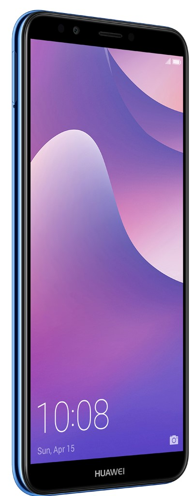 6-инчовия смартфон Huawei Y7 Prime 2018 вече е в магазините на Vivacom