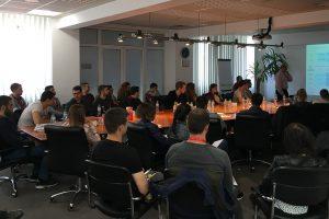 160 студенти от Техническия университет отиват на практическо обучение в Мтел