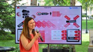 Huawei представи в България тежката си артилерия при таблетите - MediaPad M5