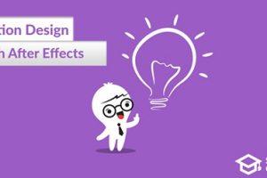 СофтУни ще ни учи да създаваме ефектни видеа с Motion Design with After Effects