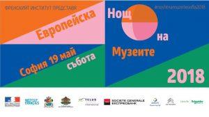 19 май - Европейска нощ на музеите в София