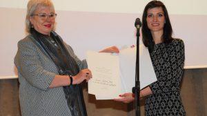 """Проф. Андреа Петьо е носител на наградата """"Мадам дьо Стал"""" на Федерацията на всички европейски академии (ALLEA)"""