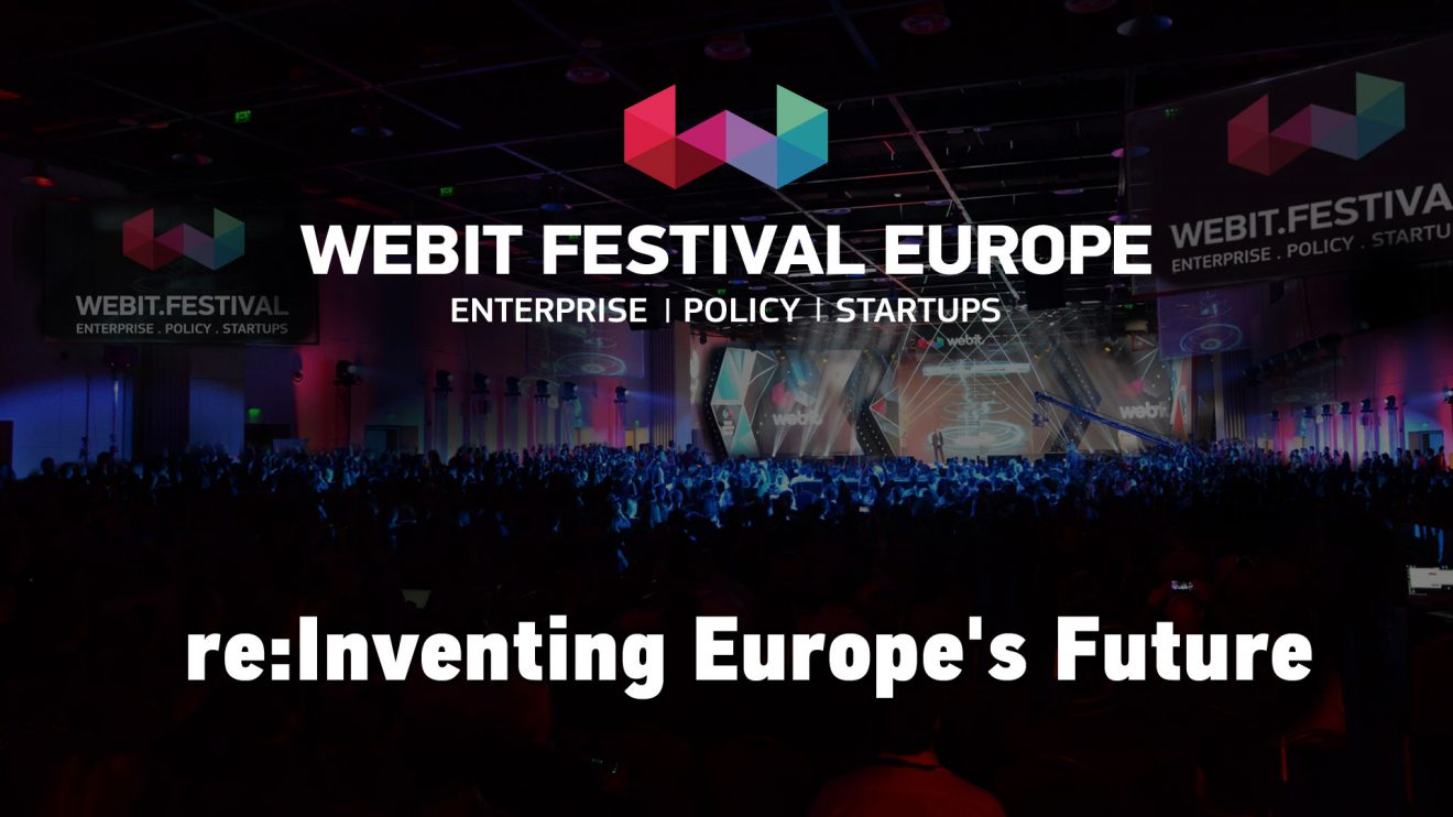 Само месец остава до Webit.Festival Europe в София