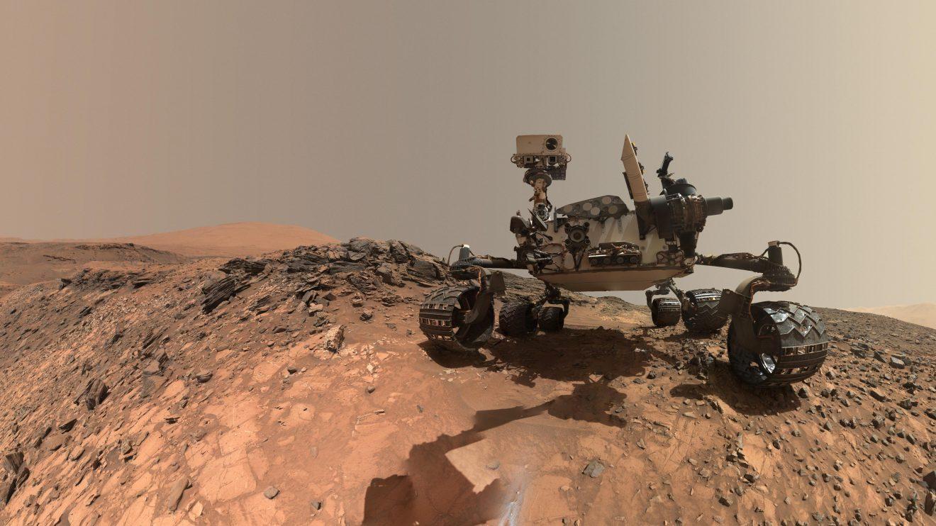 НАСА обяви: Curiosity откри доказателства за древен органичен материал на Марс