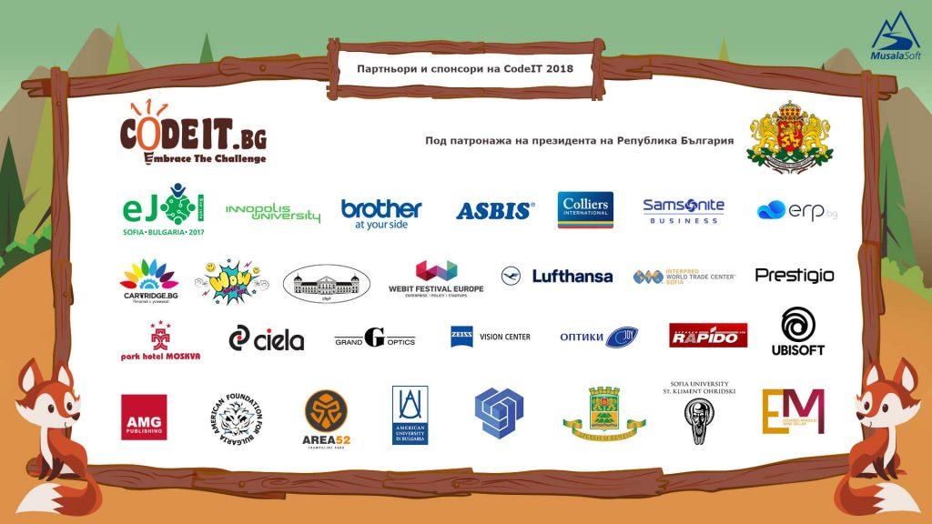 В неделя е финалът на Международния конкурс по програмиране CodeIT