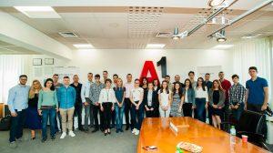 А1 стартира своята стажантска програма за 40 младежи, които ще работят в реална бизнес среда