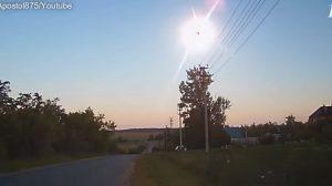 4-метров астероид се взриви в небето над Русия [видео]