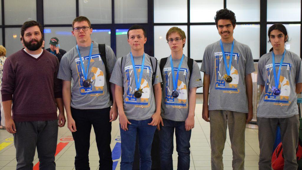 1 златен, 2 сребърни и 2 бронзови медала за България от Европейската олимпиада по физика
