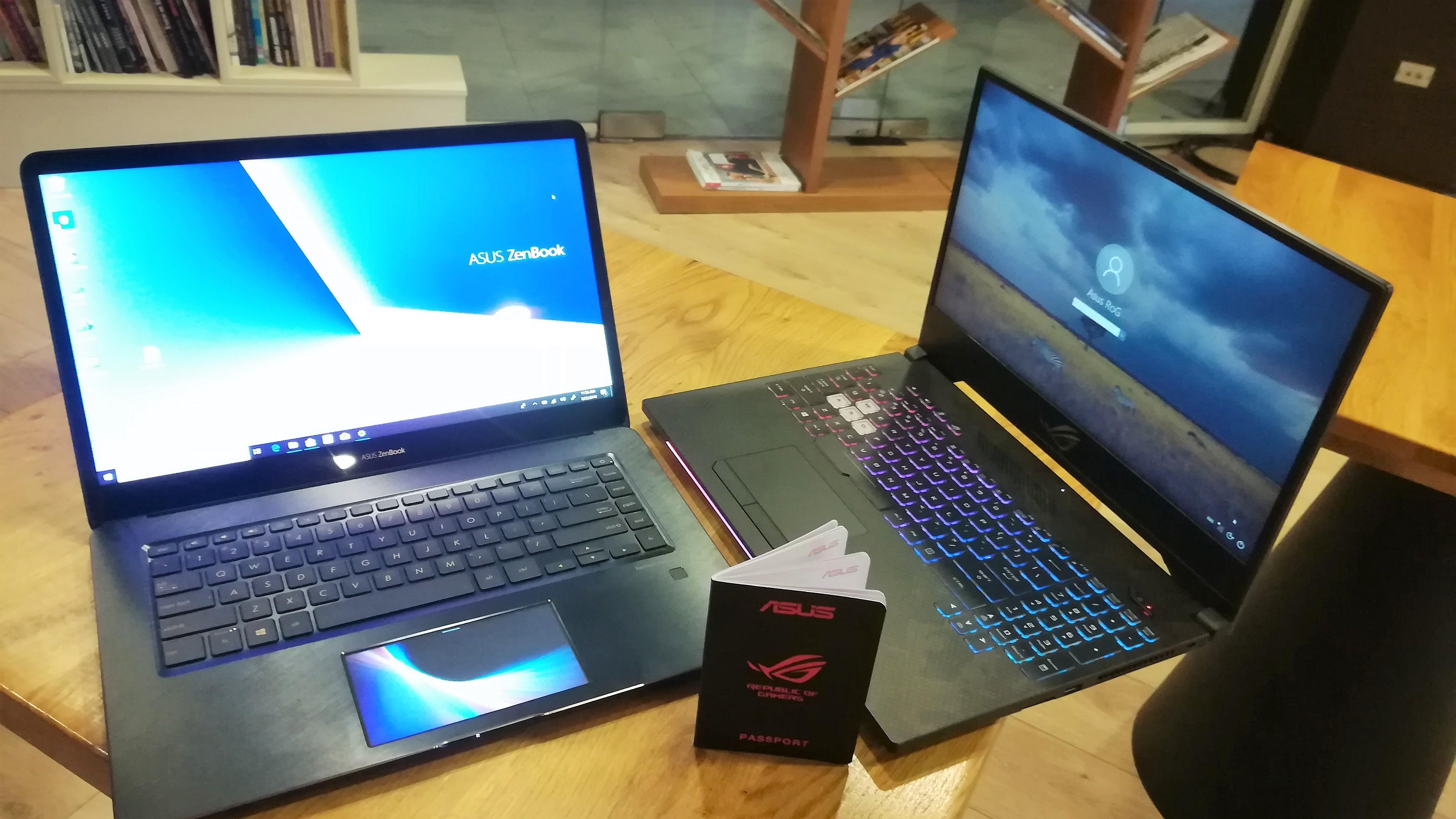 ASUS показа два нови лаптопа в България и пуска паспорти за запалени геймъри