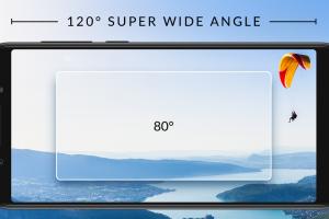 Alcatel 3X разширява хоризонта на вашите снимки на достъпна цена