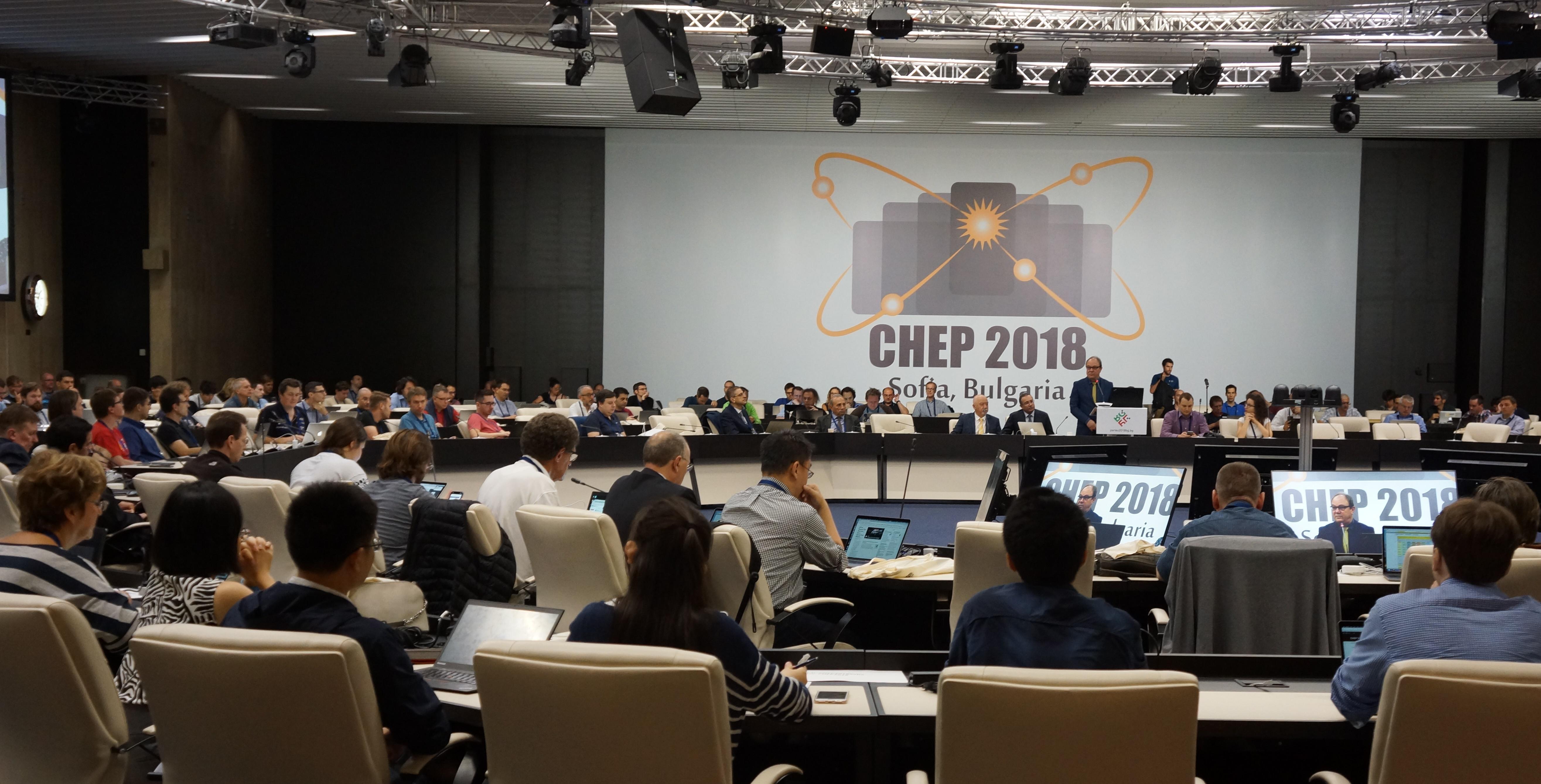 Над 500 световни учени, специалисти и студенти участват в конференцията CHEP 2018