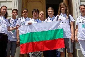 България се класира за финала на Международния турнир на младите естествоизпитатели