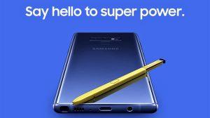 [видео] Вижте грандиозната премиера на Samsung Galaxy Note 9 – мощен смартфон с писалка дистанционно