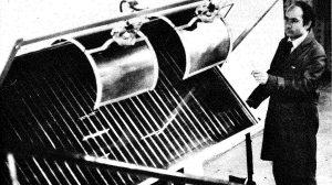 Вижте историята на първите български слънчеви колектори, започнала през 1975 година