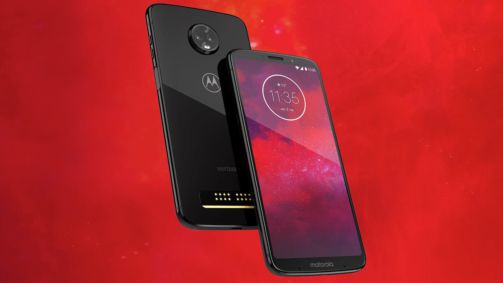 Motorola влиза смело в бъдещето с първия 5G смартфон - Moto Z3
