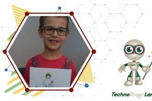 Павел, първият посетител на TechnoMagicLand: Искам, като порасна, да строя роботи