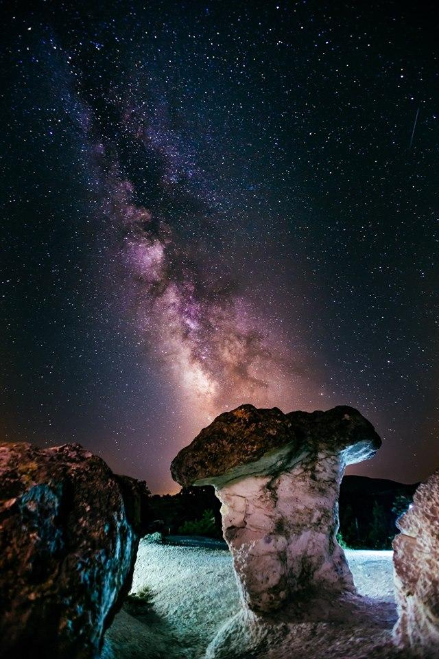 Научете тайните на астрофотографията с двама от най-добрите фотографи във вълнуващо пътешествие сред звездите
