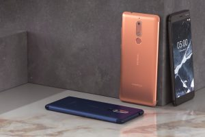 Vivacom предлага новата Nokia 5.1, която идва с подобрен дизайн и по-голям екран