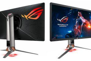 ASUS пусна на българския пазар геймърския монитор ROG Swift PG27UQ
