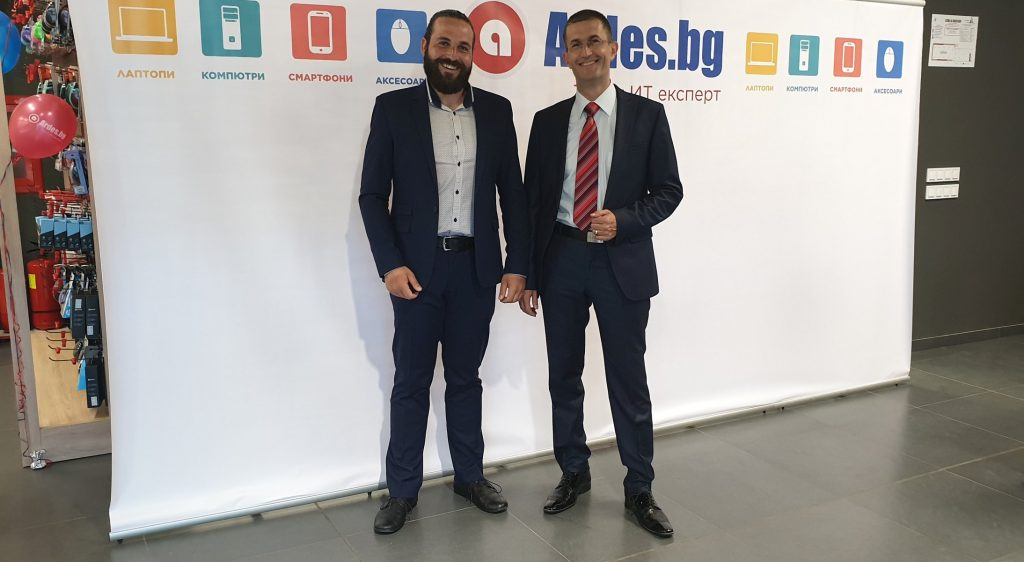 Нов компютърен магазин на ARDES отвори врати в София