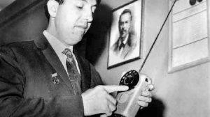 Това е първият български мобилен телефон, направен през 1965 година