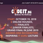 След месец започва новия сезон на Международния конкурс по програмиране CodeIT организиран от Мусала Софт