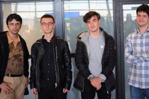 Български научни таланти се прибраха с 3 награди от Европейския конкурс за млади учени