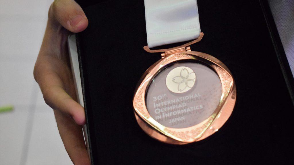 След отлично представяне и 4 медала българските информатици се завърнаха от Международната олимпиада