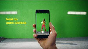 Всичко за Moto Experiences или как се управлява смартфон с жестове