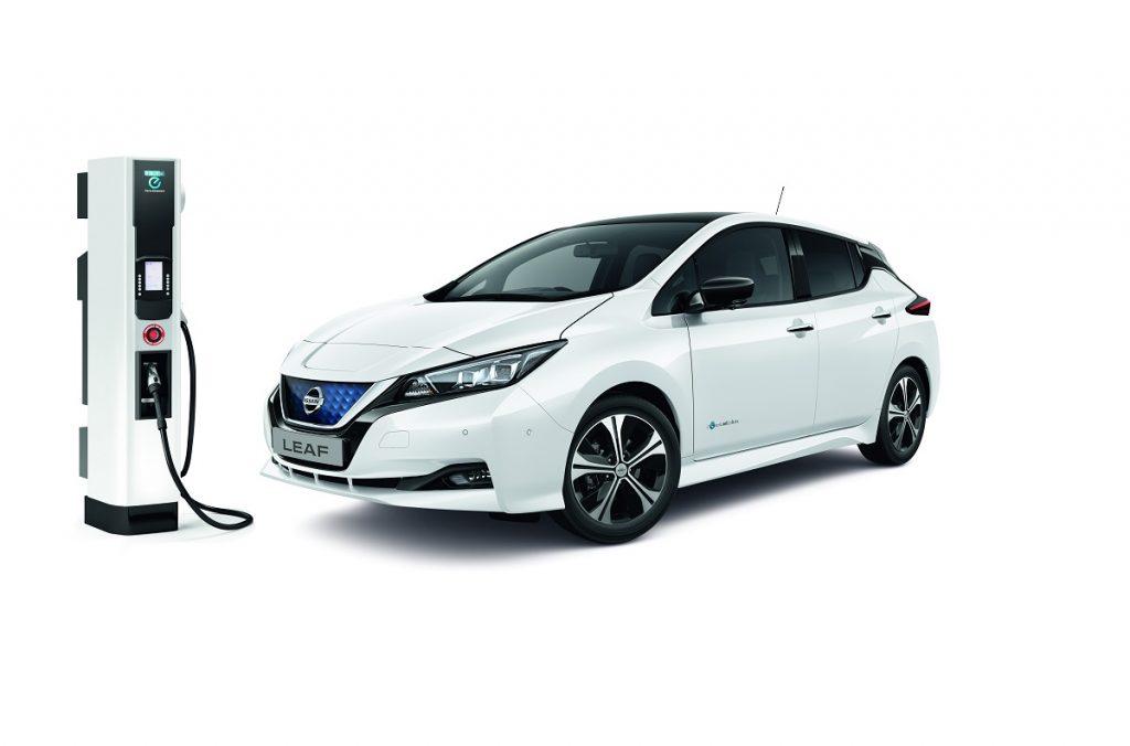 Вижте бъдещето на електромобилите - NISSAN и JAGUAR на ELECTRO MOBILITY EXPO