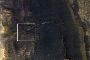 НАСА засне Opportunity от орбита около Марс, но още няма сигнал от марсохода