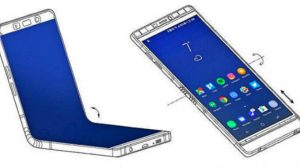 Samsung ще представи първия сгъваем смартфон през есента