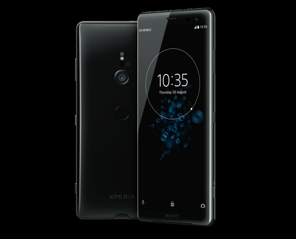 Най-новият смартфон на Sony - Xperia XZ3 вече е в предварителна продажба от Vivacom