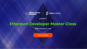 Телерик Академия организира първия мастър клас за блокчейн и етериум заедно с LimeAcademy