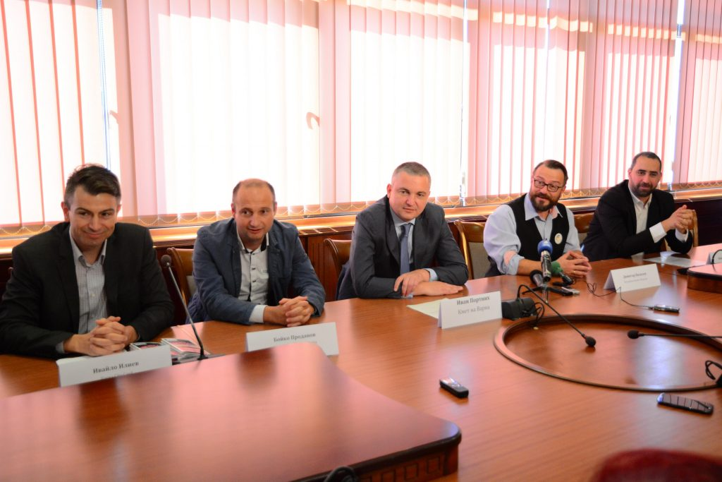 Варна посреща водещи лектори от Apple, Google, Facebook, SpaceX и много други за Innowave Summit 2018