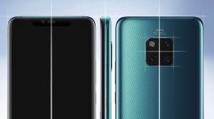 Huawei представи най-добрите (си) смартфони за годината - Mate 20, Mate 20 Pro, Mate 20 X и Mate 20 RS