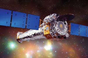 """Космическата рентгенова обсерватория Chandra последва """"Хъбъл"""" и превключи на Safe Mode режим"""
