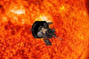 Космическата сонда Parker счупи рекорд – вече е най-близкият апарат до Слънцето