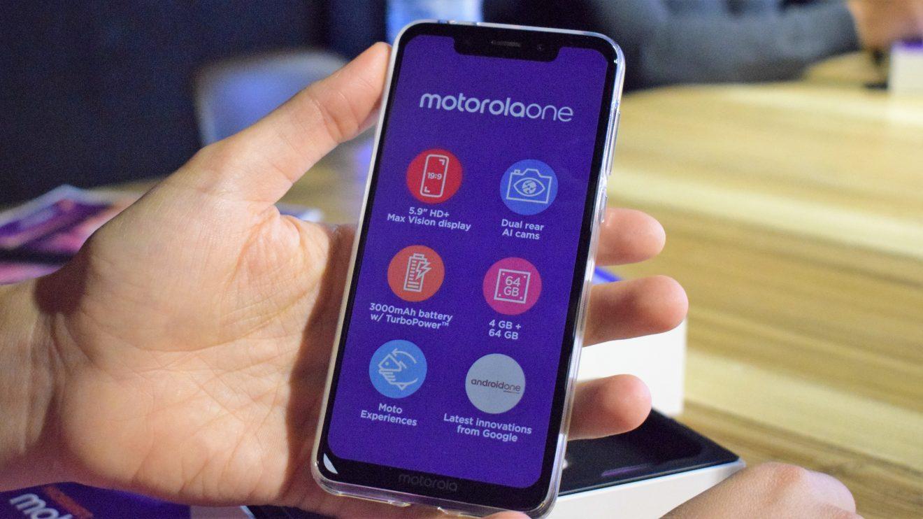 Motorola one вече е в България с агресивна цена за отличен смартфон