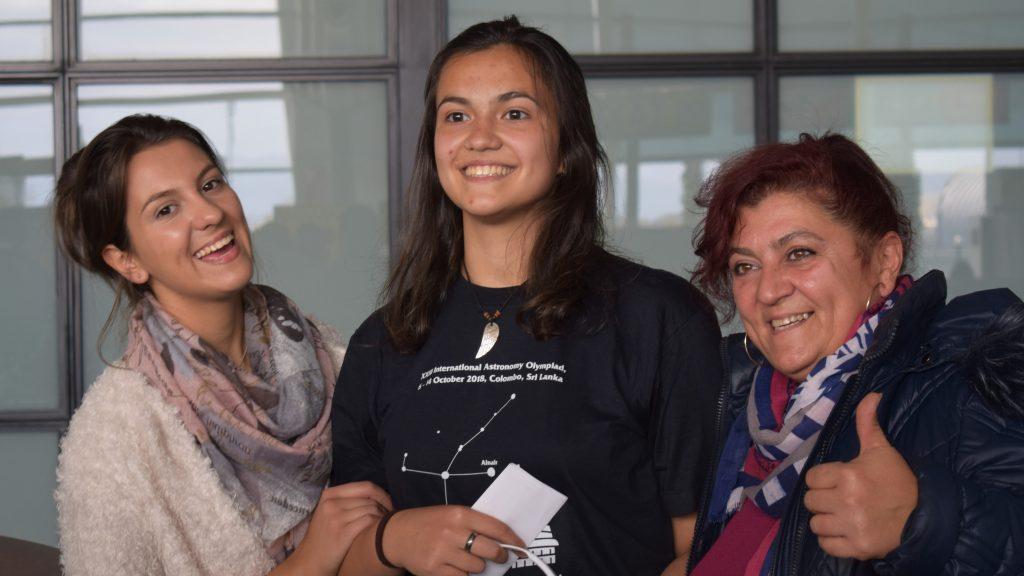 С 3 медала се прибраха българските ученици по астрономия от Международната олимпиада