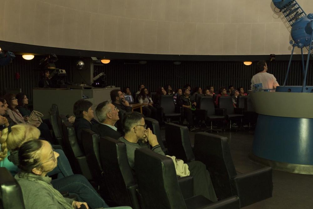 """Планетариум Смолян и катедра Астрономия отбелязаха годишнината от изстрелването на """"Спутник-1"""""""