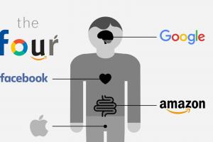 Нова книга от Скот Галоуей - The Four: Скритата ДНК на Apple, Amazon, Facebook, Google